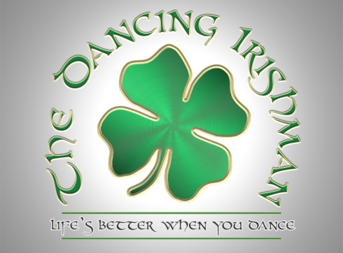 The Dancing Irishman Logo