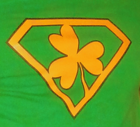 Dancing for truth, justice and good old St. Paddy