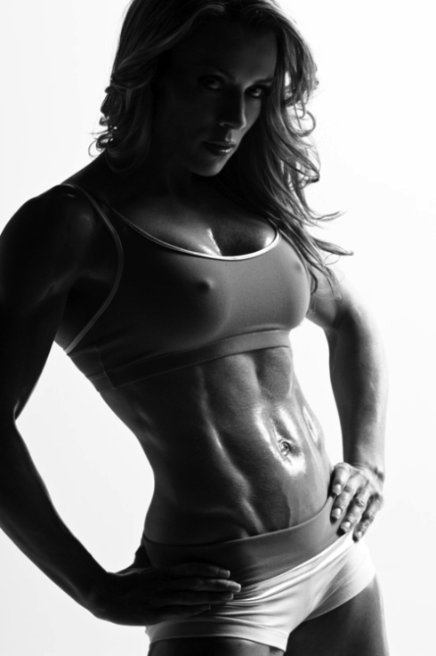 A body like this doesn't come easy (nor does her phone number) but with the right strategy it is possible!