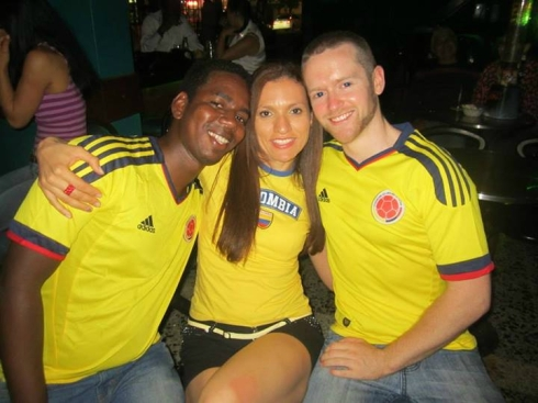 I am very proud to call myself Colombian and more importantly, Caleño
