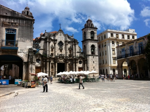 If you want to see spectacular architecture and history than you really should stay in the Old Town of Havana.