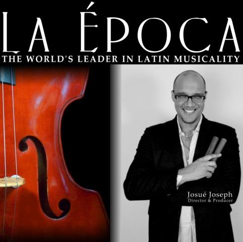 "Director of ""La Época"" and salsa musicality pioneer, Josue Joseph"