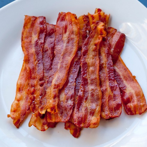A healthy diet is not made of Bacon alone!